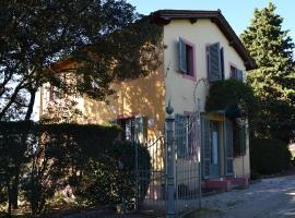 Casa del Custode, San Miniato