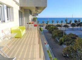 Apartment Alex's Beach Port, سان أذرِيان ذي بيسّوس