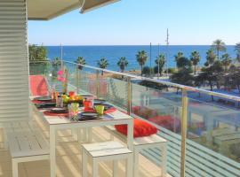 Apartment Alex's Beach 3, Sant Adrià del Besós