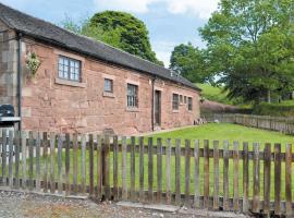 Abbey Barn, Leek