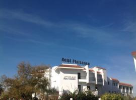 Hôtel Plaisance, Meknès