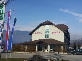 Hotel Benda, Mozirje