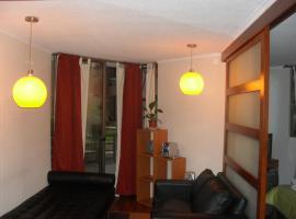 Apartment Relocation Merced, Santiago