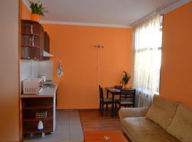 Orange Apartment - Studio - Airport transfer