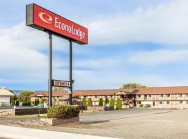 Econo Lodge, Ellensburg