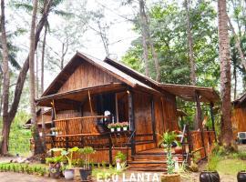 Eco Lanta Hideaway Beach Resort, Lanta-sziget
