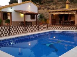 Casa El Rueo, Almogía