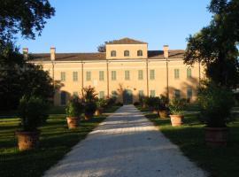 Albergo Villa Alessia, Palidano