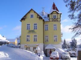 Hotel Villa Rosse