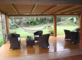 El jardín de Anabelle, Guachipelín