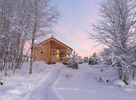 Nellim Holiday Home, Nellimö