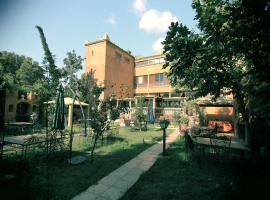 Hotel les Etoiles Du Toubkal, Imlil