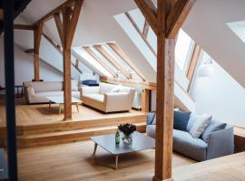 Luxury Apartments D22