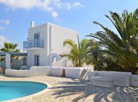 Villa Mirabilis at Naxos