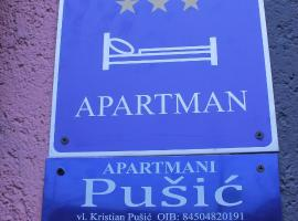Apartments Pušić, Osijek