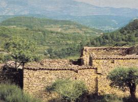 La Manescale, Entrechaux
