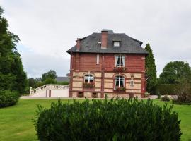 Lapommeraie, Bonneville-sur-Touques