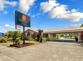 Begonia City Motor Inn, バララト