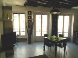 Apartment Beranger Sympa