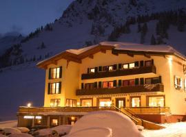 Hotel Arlberg Stuben, Stuben am Arlberg