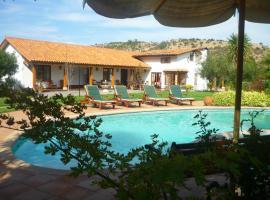 Bed & Breakfast Bellavista de Colchagua, El Ajial