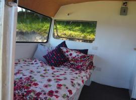 Country Caravan, Taneatua