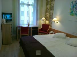 A1 Hotel, Riga