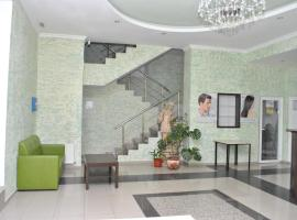 Sharm Hotel, Glodeni