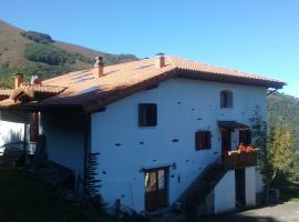 Casa Rural Mokorreko Borda, Etxalar