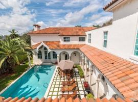 Villa Jasmine, Majami Byčas