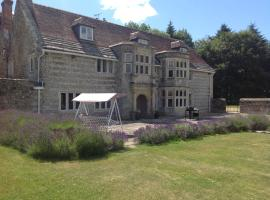 The Old Manor, Almer
