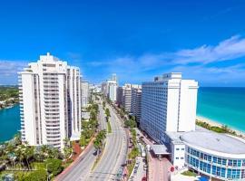 Castle Beach Club Apartments, Majami Byčas