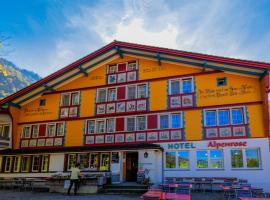 Hotel Alpenrose, Wasserauen