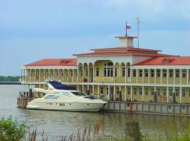 Floating Hotel Bereginya, Gorodets