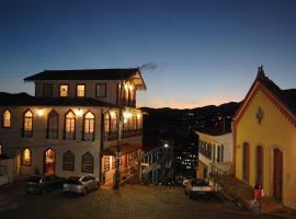 Hotel do Teatro, Ouro Preto