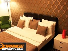 Orange Concept Home, Kırac