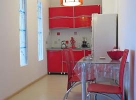 Apartment Ahome At Kablukova 270/2, Almaty