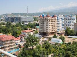 Apartment Ahome At Balzak 8/3, Almaty