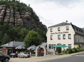 Hotel am Berg Oybin, Kurort Oybin