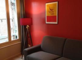 Apartment Plein De Charme, Honfleur