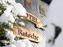 Hotel Zur Kutsche, Oberschöna