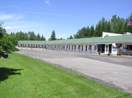 La Roma Motel, Edmundston