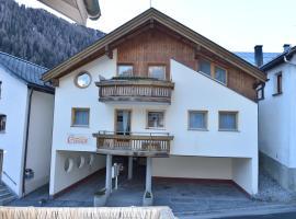 Haus Carnot, Samnaun