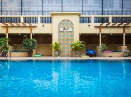 Zing Resort & Spa, Praia de Jomtien