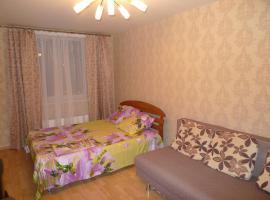 Apartment Komsomolskaya 78, Ekaterinburg
