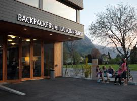 Backpackers Villa Sonnenhof - Hostel Interlaken, Interlaken