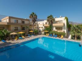 Kavros Garden Studios & Apartments Hotel, Georgioupolis