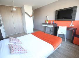 巴黎南阿多尼斯公寓式酒店, 沙威利拉維