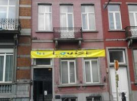 Hostel Louise, Bruxelles