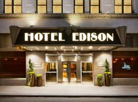 Hotel Edison, New York
